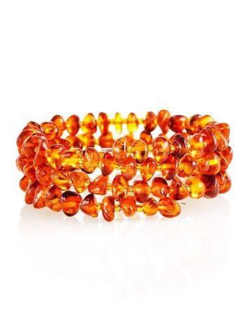 Amber Bangle Bracelet For Kids, image