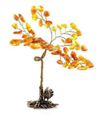 Lemon Amber Decorative Money Tree, image , picture 4