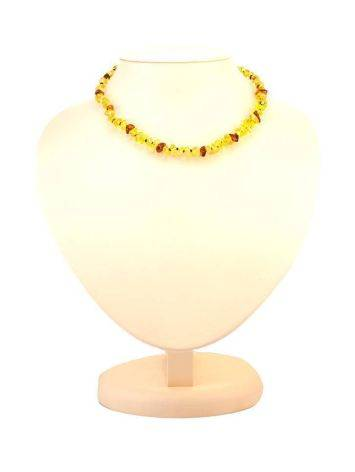 Natural Baltic Amber Teething Necklace, image , picture 4