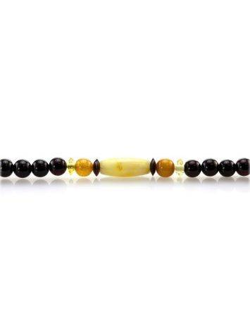 Multicolor Amber Buddhist Prayer Beads The Cuba, image , picture 6
