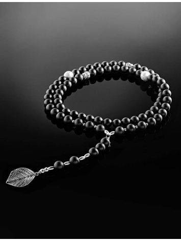 Black Amber Buddhist Prayer Beads The Cuba, image , picture 2