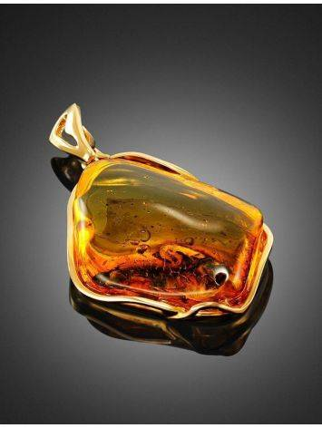 Unique Amber Pendant With Insect Inclusions The Clio, image , picture 5