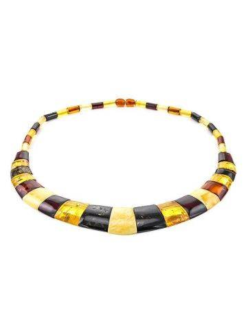 Natural Amber Necklace The Egypt, image , picture 3