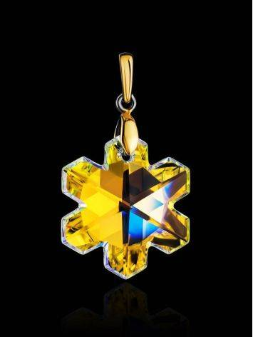 Crystal Snowflake Pendant The Fame, image , picture 2