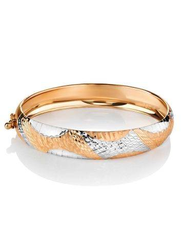 Two Toned Golden Bracelet, image , picture 3