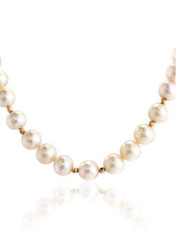 Cultured Pearl Necklace The Serene, image