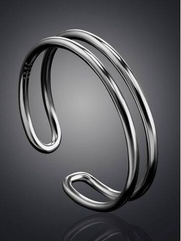 Minimalistic Sterling Silver Ring The Ifamore, image , picture 2