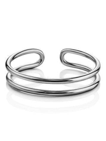 Minimalistic Sterling Silver Ring The Ifamore, image , picture 3