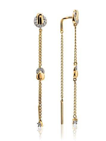 Refined Chain Dangles With Crystals, image